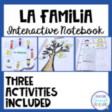 La Familia - Interactive Notebook