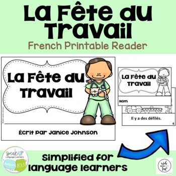 La Fête du Travail {en français} French Labor Day Reader &