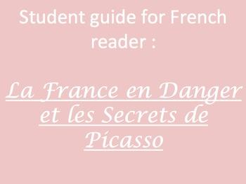 La France en Danger et Les Secrets de Picasso - ch. 10 guide