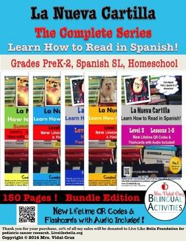 La Nueva Cartilla-The Complete Series   *Bundle Edition
