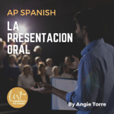 La Presentación Oral / Oral Presentation for AP Spanish
