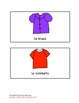 La Ropa-  Clothing Vocabulary and Flashcards in Spanish