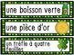 La Saint-Patrick - 28 mots de vocabulaire GRATUIT! French