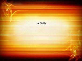 La Salle PowerPoint