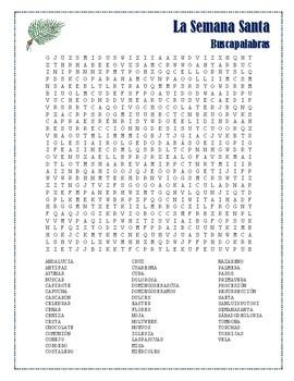 La Semana Santa / Las Pascuas Puzzle Pack