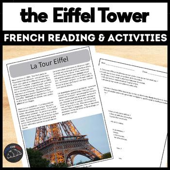 La Tour Eiffel - reading for beginning/intermediate French