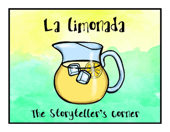 Spanish Restaurant Story - La limonada