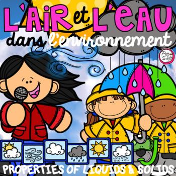 FRENCH Weather Unit  - La météo