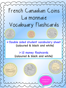 La monnaie- Flashcards