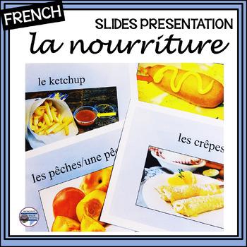 La nourriture/Food pictures - presentation #2