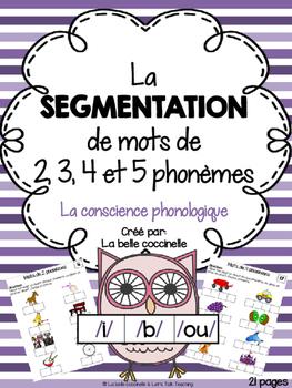 La segmentation de mots en phonèmes - la conscience phonol