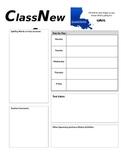 LOUISIANA - Newsletter Template