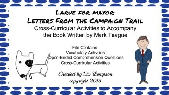 LaRue for Mayor Mini Unit