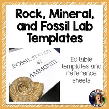 Classifying Rocks Lab