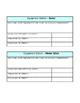 Lab Equipment Activity/Assessment