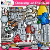 Chemistry Lab Equipment Clip Art - Science Clip Art - Beak