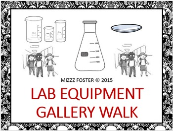 Lab Equipment Gallery Walk