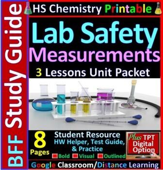 Lab Safety, Equipment & Measurements BFF: Homework Helper