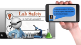 Lab Safety Animated PowerPoint Readers' Theater