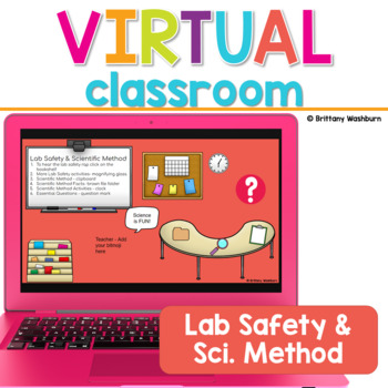 Lab Safety Interactive Review Activities
