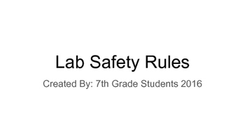Lab Safety Memes