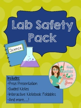 Lab Safety Pack