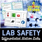 Lab Safety Station Lab