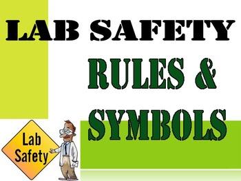 Lab Safety Symbols