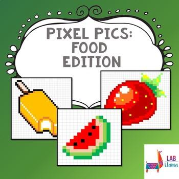 *NEW!* Lab Tech: Pixel Food Project
