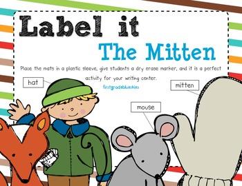 Label It The Mitten!
