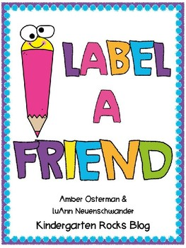 Label a Friend