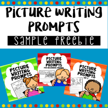Labeled Picture Writing Prompts Sample