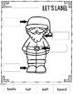 Labeling {Christmas FREEBIE}