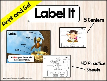 Labeling Objects