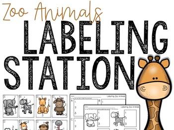 Labeling Zoo Animals