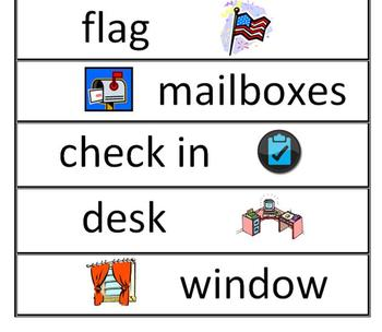 Labeling the Classroom - ELL