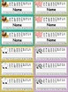 Farm Theme Labels and More Classroom Decor
