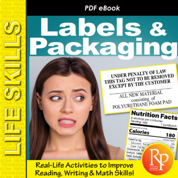 Labels & Packaging: Practical Practice Reading