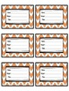 Labels | School, notebook and classroom supply labels