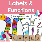 Labels and Functions Game Set