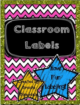 Labels for the Classroom