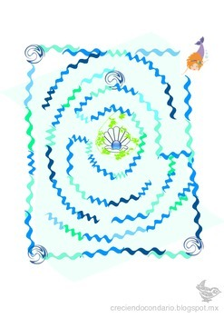 Laberinto de Sirena / Mermaid's Maze