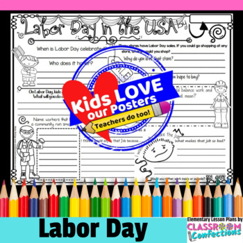 Labor Day Activity Poster