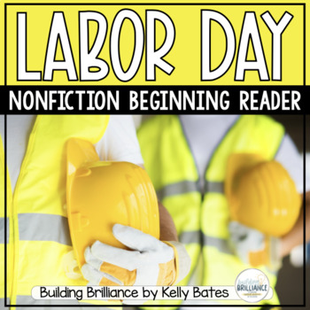 Labor Day Emergent Reader