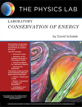 Laboratory: Conservation Of Energy