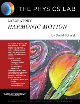 Laboratory: Harmonic Motion