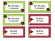 Ladybug Classroom Management Positive Reward Tickets Editable