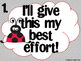 Ladybug Growth Mindset Posters (Bug Theme)