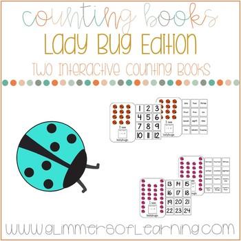 Ladybug Interactive Counting Book