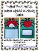 Ladybug Poem Craftivity with Graphic Organizers & Life Cyc